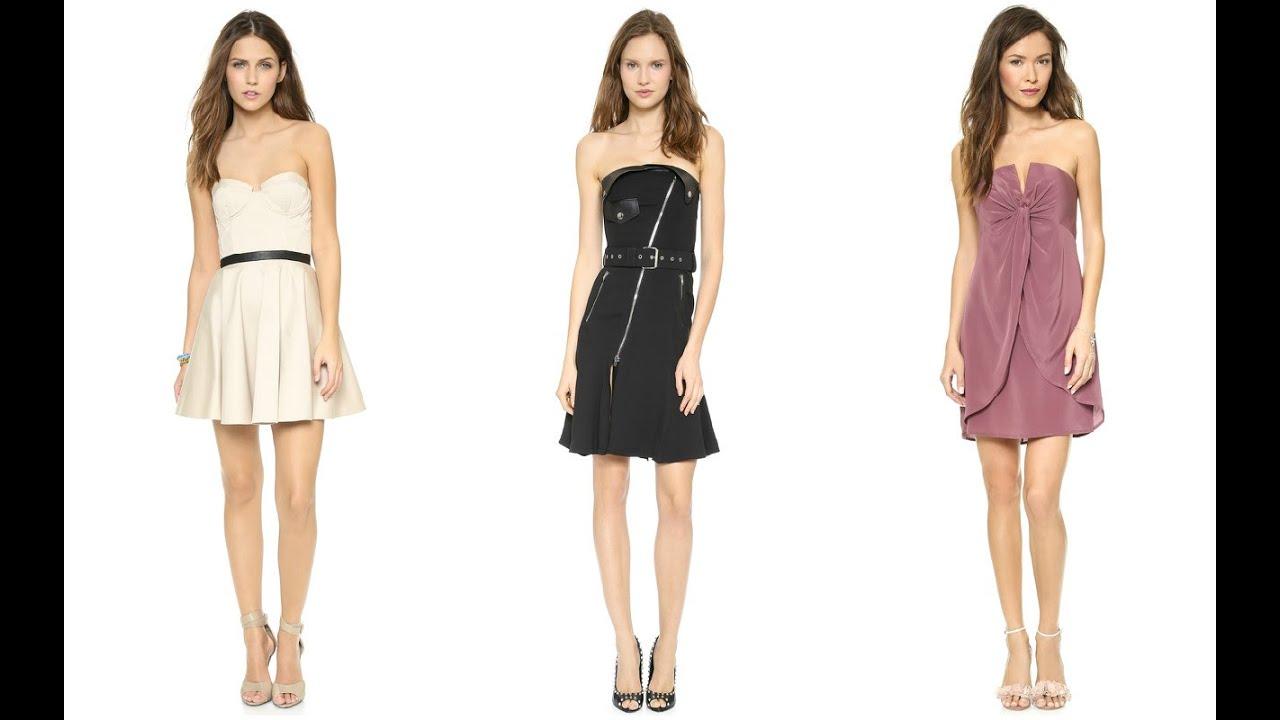 378d0ce62 Asombrosos vestidos de moda cortos para cóctel -  Fiesta  Vestidos  Fashion   Moda