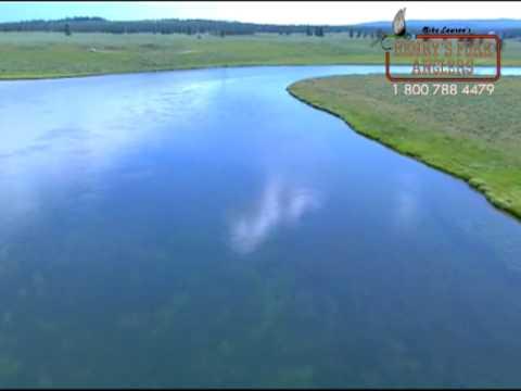 Fly Fishing Harriman State Park - Henry's Fork River, Idaho