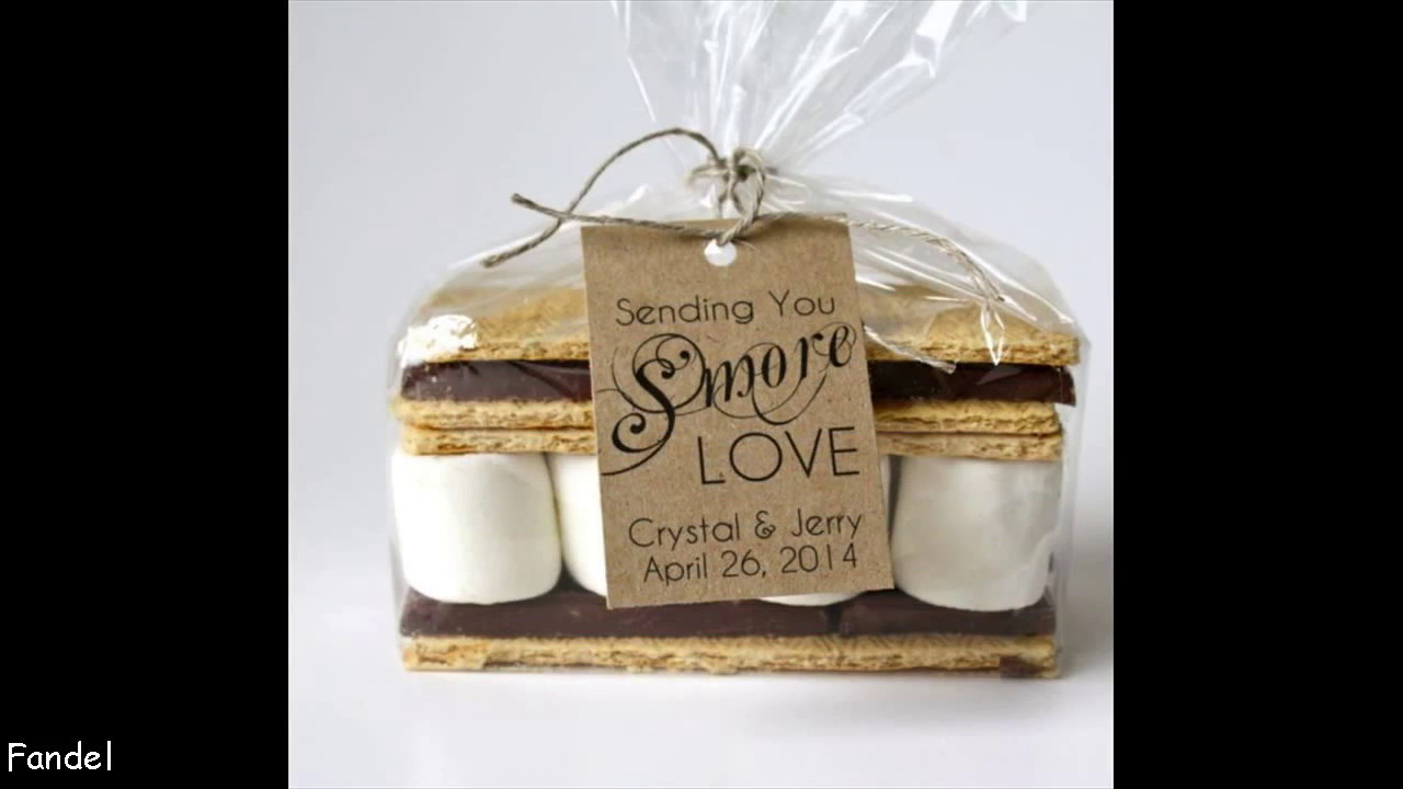 Wedding Giveaways Ideas Youtube