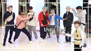 Run BTS biggest plot twists (basically bts betraying each other)