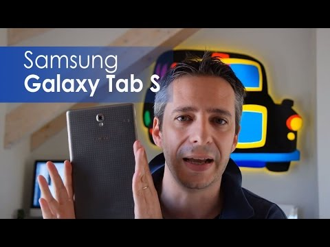 Samsung Galaxy Tab S 8.4 la recensione di HDblog.it