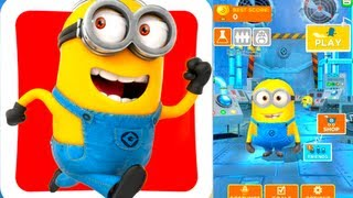 DESPICABLE ME: MINION RUSH - Gameplay Part 1 (iPhone, iPad, Android)