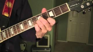 Harlem Nocturne Guitar Lesson