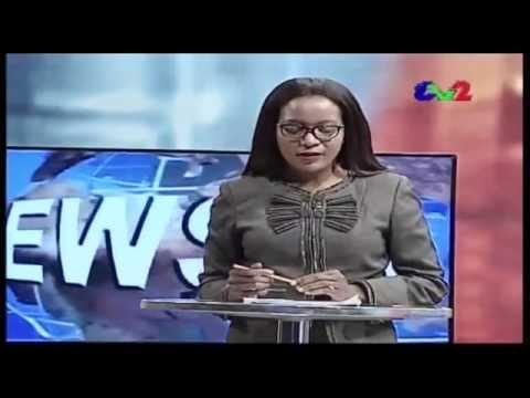ZNBC TV 2 News - Zambia - 9th Aug 2015