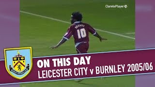 ON THIS DAY | Leicester City v Burnley