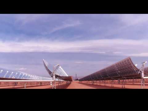 NOORo - Le plus grand complexe solaire sur Terre
