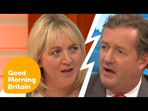 Piers Morgan Says There's No Excuse For Leaving Children Home Alone  | Good Morning Britain