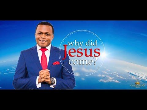 PASTOR CHRIS:: Here's How it Would Happen -- JESUS IS COMING!