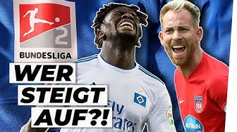 2. Bundesliga: So hart ist der Aufstiegskampf! |Analyse