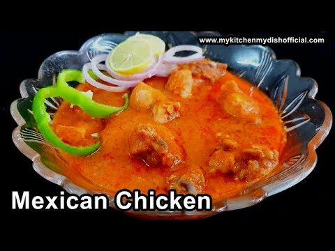 How To Make Mexican Chicken Gravy
