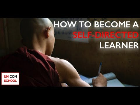 How To Become A Self-Directed Learner