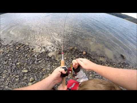 Fishing Echo Cove July 2015