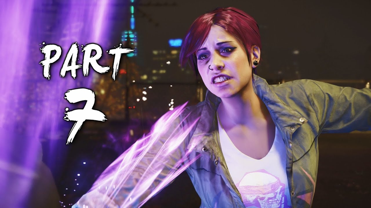 Infamous Second Son Gameplay Walkthrough Part 7