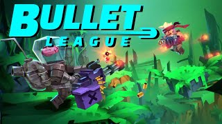 Bullet League - BATTLE ROYALE EN 2D - Android/iOS 📱