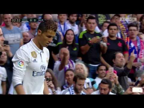 Полный матч Реал Мадрид - Барселона 23 04 2017
