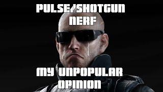 my very unpopular opinion on pulse shotgun nerfs