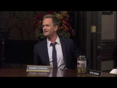 Barney Stinson: Player Of The New York City   S09E11