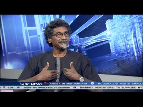 Jay Naidoo on the World Economic Forum