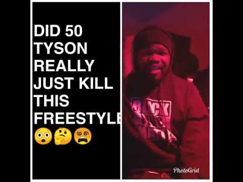 50 Tyson Freestyle To Cardi B – Bodak Yellow At The North Sea Studio In Minneapolis, MN