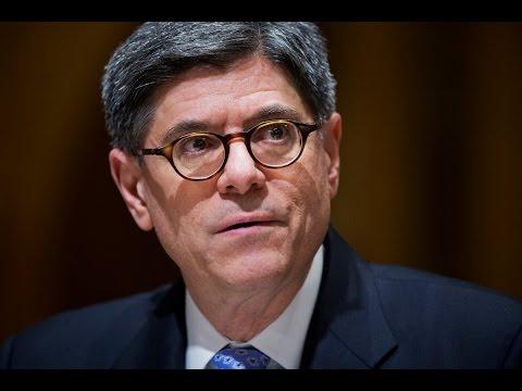 Treasury Secretary Jack Lew Testifies Before House Committee