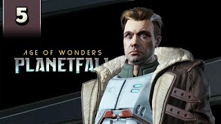 Age of Wonders: Planetfall Campaign - Leave-6 / Vanguard - Part 5