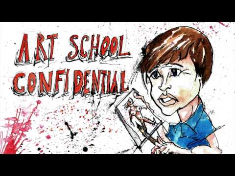The Pretentious Show  ep13 - Art school confidential.