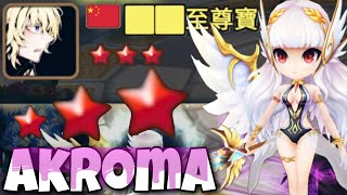 The Man Who Suplexed G3 RTA with Akroma! - Summoners War YouTube Videos