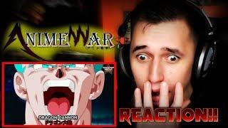 DRAGON CANNON!!| Anime War-Episode 6 Rebellion REACTION!!