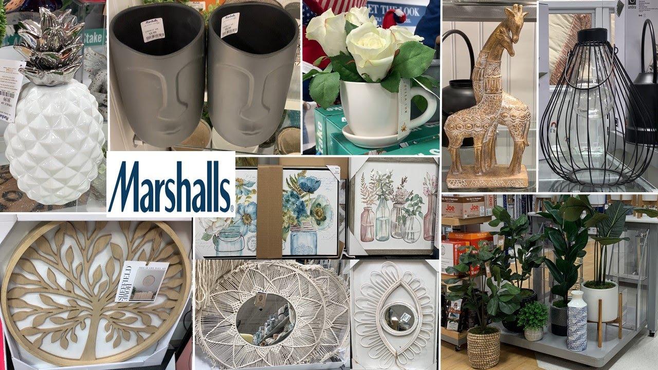 Marshalls Shop With Me * Home Decor Ideas 2021