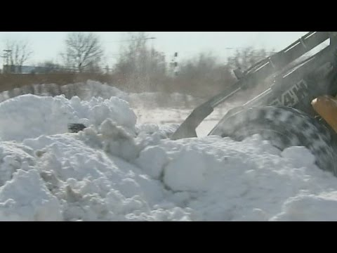 Already snowed under, Buffalo braces for more snow