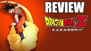 Dragon Ball Z: Kakarot Review - The Final Verdict (Video Game Video Review)