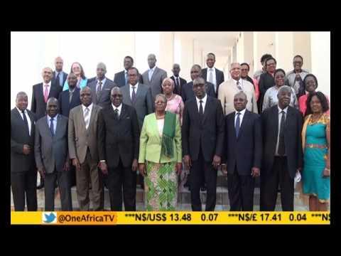 Inaugural visit from Mali President