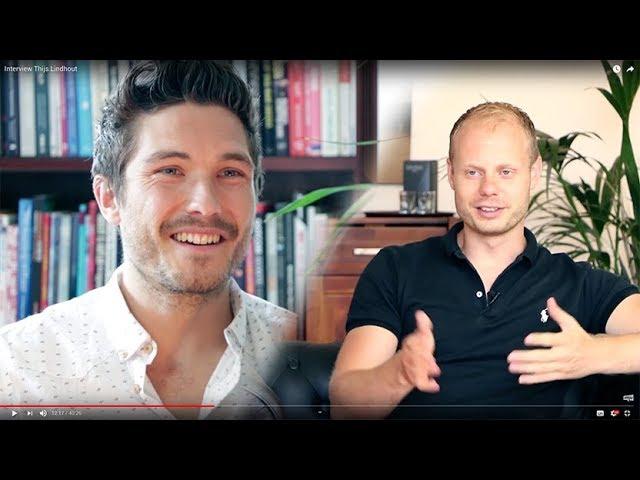 Je mag als ondernemer best een beetje bijdehand zijn (interview Thijs Lindhout)