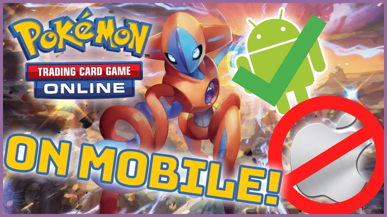 pokemon trading card game online download apk android