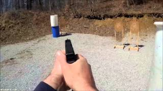 USPSA South Central Gun Club 3/29/2015  Glock 35 Limited