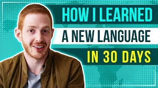 How To Learn a New Language in 30 Days (Including Best Apps & Resources for 2018)