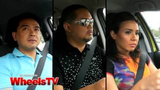 Matteo, Kap and Angel find out which cars are the most fuel-efficient (Part 1)