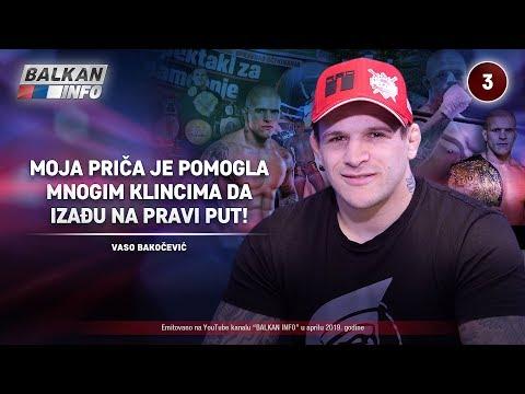 INTERVJU: Vaso Bakočević - Moja priča je pomogla mnogim klincima da izađu na pravi put! (21.4.2019)