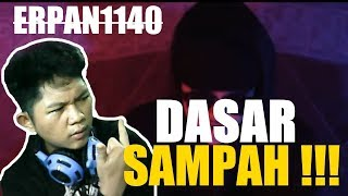 DASAR LAGU LO SAMPAH !!! ERPAN1140 Lilpan - Family Friendly ft.Wiyana sakti !!! ( REACTION )