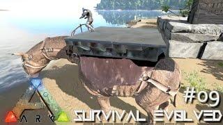 ARK: Survival Evolved - New Update & Paraceratherium Platforms !!! [Ep 09] (Server Gameplay)