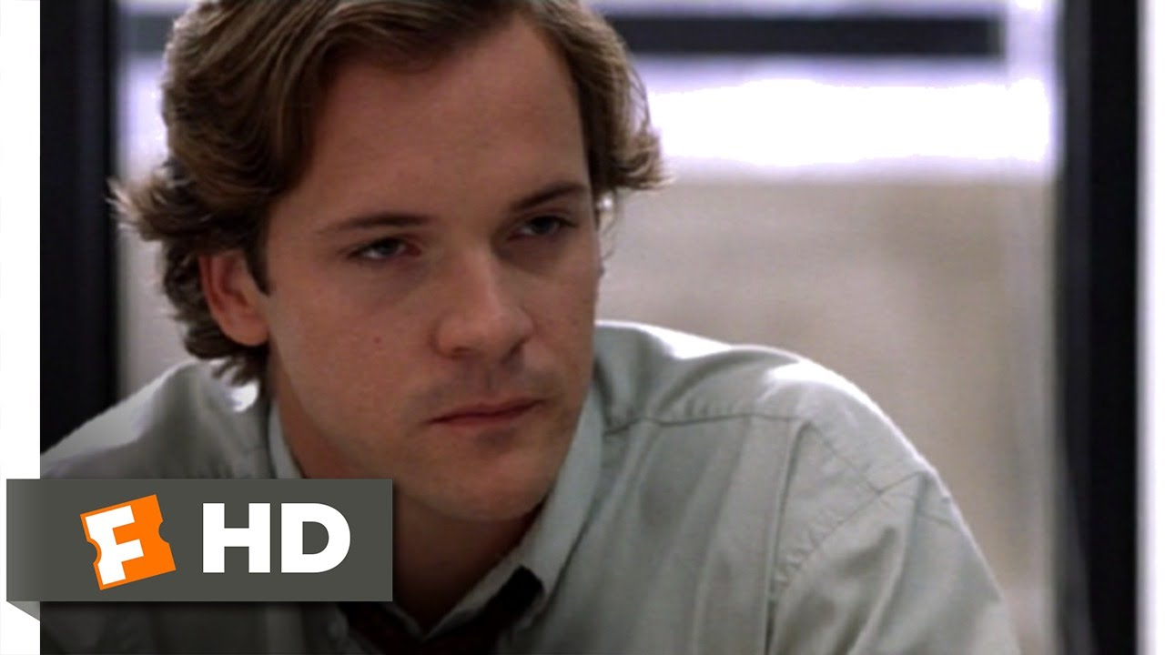 Shattered Glass (6/10) Movie CLIP - Conference Call (2003) HD