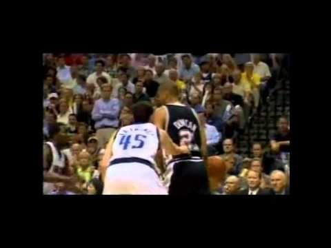 2003 NBA Playoffs: San Antonio Spurs vs Dallas Mavericks