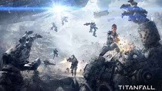 I am a wall-runner! And jumper - Titanfall Beta - PC Gameplay