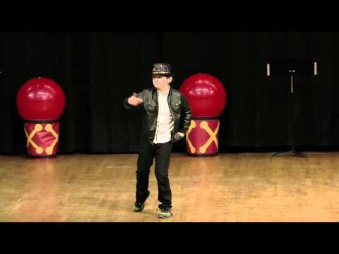 jonah williams tribute to michael jackson at the sheridan talent show