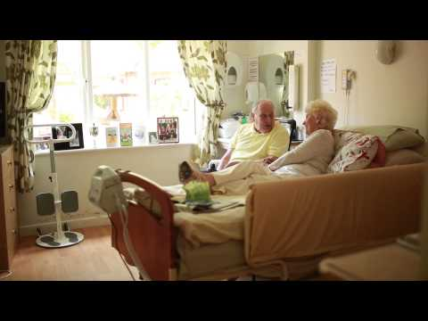 Station House care home in Crewe - Vera and Jack's story
