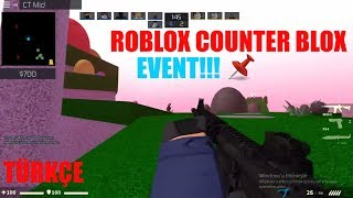 🎇ROBLOX COUNTER BLOX 🎇 | 🐰EVENT!🐰 | ROBLOX TÜRKÇE