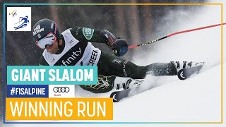 Tommy Ford Men S Giant Slalom Beaver Creek 1st Place Fis Alpine