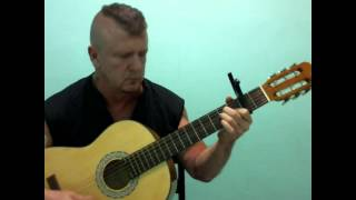Daniel Cox Flamenco Guitar