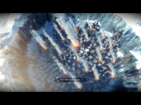 Frostpunk, I beat the Game. |