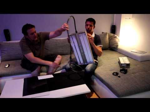 ATI Hybrid Powermodul Unboxing